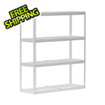 MonsterRax 2' x 6' x 7' Garage Shelving Unit