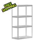 MonsterRax 2' x 4' x 7' Garage Shelving Unit