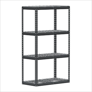 2' x 4' x 7' Garage Shelving Unit