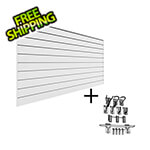 Proslat Slatwall Sports Bundle (White)