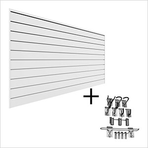 Slatwall Sports Bundle (White)