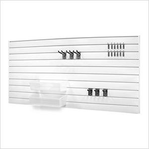 Slatwall Gardener Bundle (White)