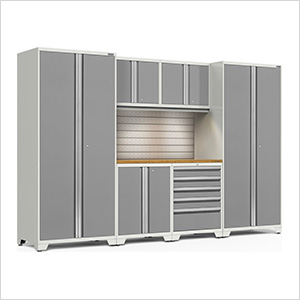 Newage Products 58792 Garage Cabinets With Slatwall