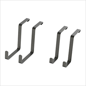 VersaRac S-Hook (4-Pack)