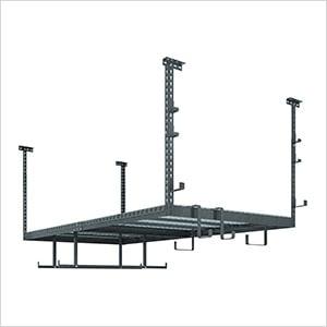 VersaRac 4' x 8' Adjustable Ceiling Rack with 12 Piece Accessory Kit