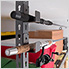 VersaRac 4' x 8' Adjustable Ceiling Rack with 6 Piece Accessory Kit