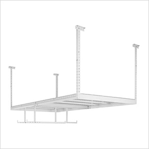 VersaRac 4' x 8' Adjustable Ceiling Rack with 2 Hanging Bars