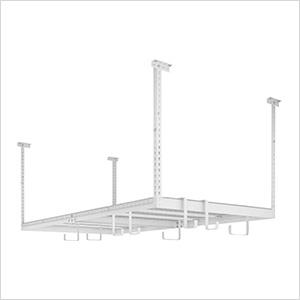 VersaRac 4' x 8' Adjustable Ceiling Rack with 8 Piece Accessory Kit