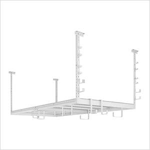 VersaRac 4' x 8' Adjustable Ceiling Rack with 20 Piece Accessory Kit