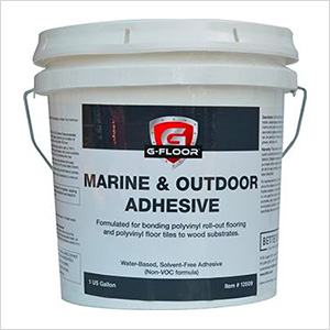 Marine and Outdoor Adhesive - 4 Gallon