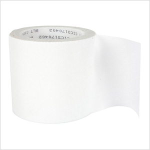 10-Yard White Seam Tape
