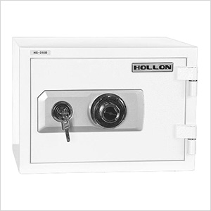 2-Hour Home Safe with Dial Lock