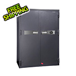 Hollon Safe Company 2 Hour Double Door Office Safe with Electronic Lock