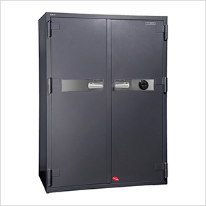 2 Hour Double Door Office Safe with Combination Lock
