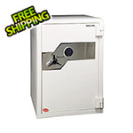 Hollon Safe Company 2-Hour Fire and Burglary Safe with Electronic Lock