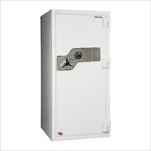 2-Hour Fire and Burglary Safe with Combination Lock