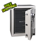 Hollon Safe Company Jewelry Safe with Combination Lock