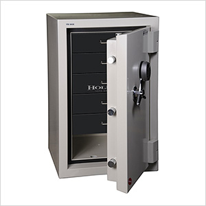 Jewelry Safe with Combination Lock