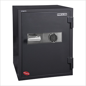 Data/Media Safe with Electronic Lock