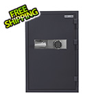 Hollon Safe Company Data/Media Safe with Electronic Lock