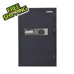 Hollon Safe Company Data/Media Safe with Electronic Lock