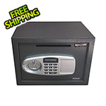 Hollon Safe Company Under Counter Drop Slot Safe with Electronic Lock