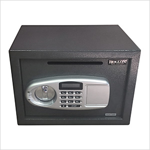 Under Counter Drop Slot Safe with Electronic Lock