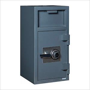 Front Load Depository Safe with Combination Lock