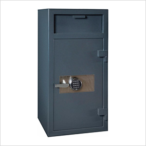 Front Load Depository Safe with Electronic Lock