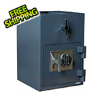 Hollon Safe Company Rotary Hopper Depository Safe with Electronic Lock