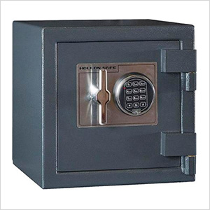 B-Rated Burglar Cash Safe with Electronic Lock