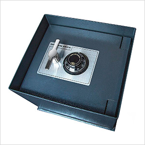 In Ground Floor Safe with Combination Lock