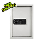 Hollon Safe Company Wall Safe with Digital Keypad Lock
