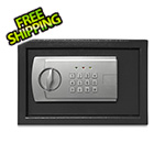 Hollon Safe Company Wall Safe with Biometric Lock