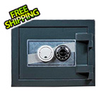 Hollon Safe Company TL-15 Burglary 2-Hour Fire Safe with Combination Lock