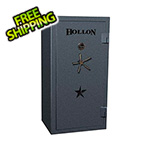 Hollon Safe Company Republic Gun Safe with Combination Lock