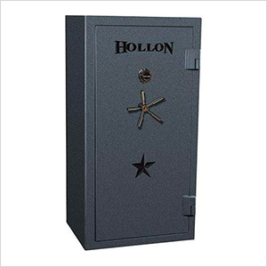 Hollon Safe Rg 22c Republic Gun Safe With Combination Lock