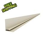 "Proslat 49"" PVC Slatwall L Trim (Sandstone)"