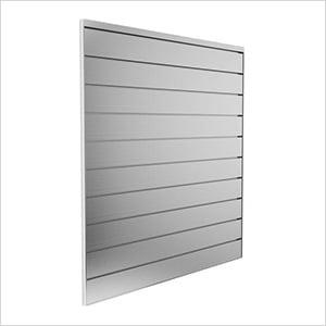 4 ft. x 4 ft. Aluminium Slatwall