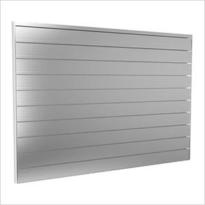 8 ft. x 4 ft. Aluminium Slatwall