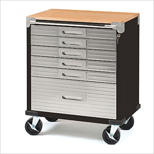 UltraHD 6-Drawer Rolling Cabinet