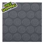 G-Floor 8.5' x 24' Small Coin Roll-Out Garage Floor (Grey)
