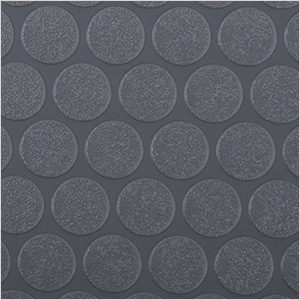 8.5' x 24' Small Coin Roll-Out Garage Floor (Grey)