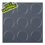 G-Floor 8.5' x 24' Coin Roll-Out Garage Floor (Grey)