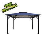Paragon Outdoor 10 x 12 ft. Durham Hard-Top Gazebo