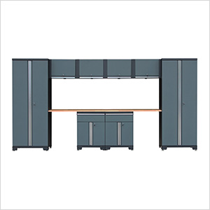 GStandard 10-Piece Garage Cabinet Set