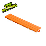 Speedway Garage Tile Orange Garage Floor Tile Ramp - Pegged