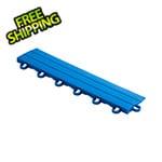 Speedway Garage Tile Royal Blue Garage Floor Tile Ramp - Looped