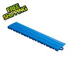 Speedway Garage Tile Royal Blue Garage Floor Tile Ramp - Pegged