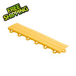Speedway Garage Tile Sunny Yellow Garage Floor Tile Ramp - Looped
